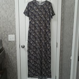 Lularoe maria dress sz m